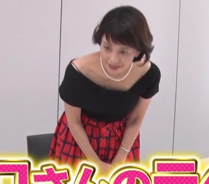 沢口靖子 美人熟女(56歳)キャプ・エロ画像3
