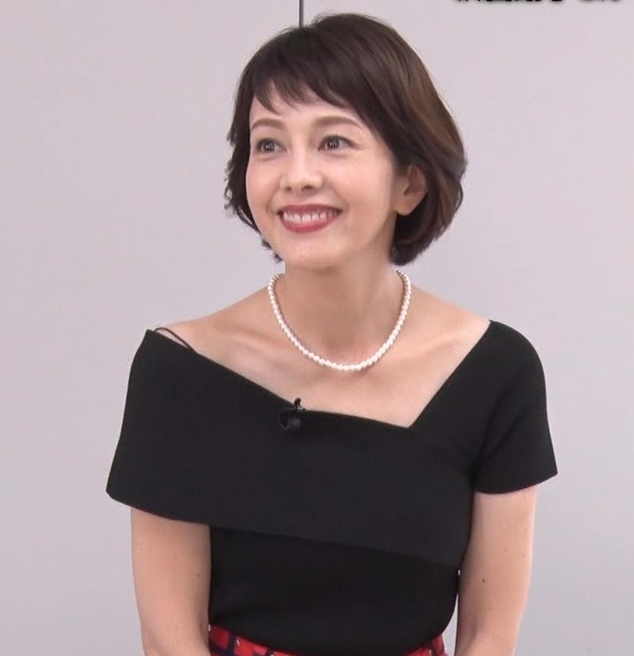 沢口靖子 美人熟女(56歳)キャプ・エロ画像5