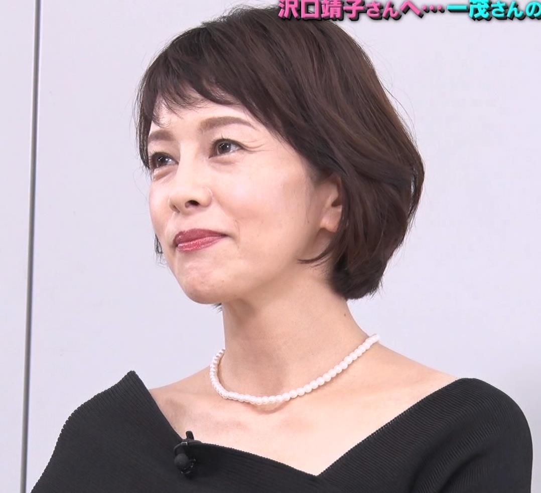沢口靖子 美人熟女(56歳)キャプ・エロ画像7