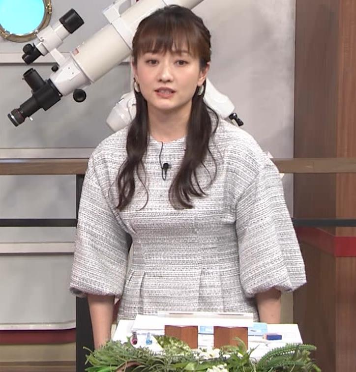 島本真衣アナ 横乳キャプ・エロ画像4