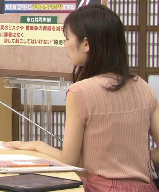 杉浦みずき エッチなニットおっぱいキャプ・エロ画像4