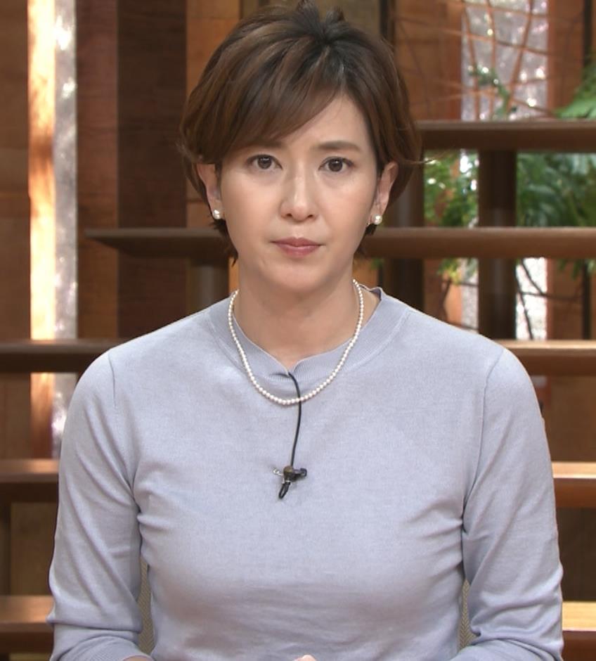 徳永有美 胸がエロい服キャプ・エロ画像4