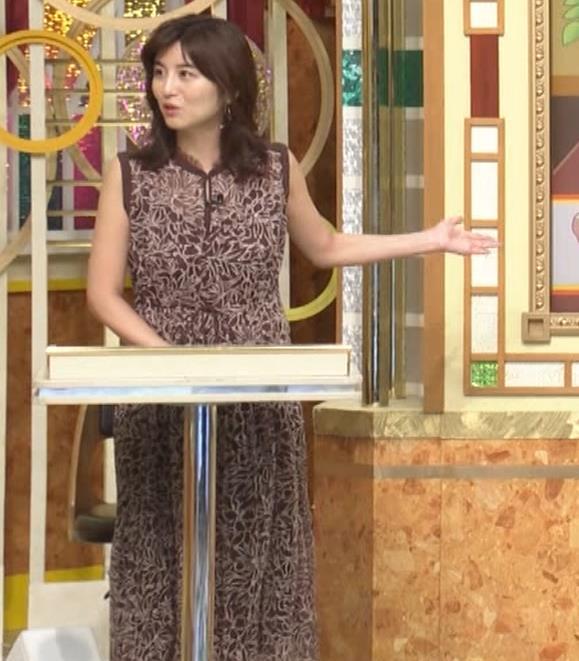 宇賀なつみ セクシー透けノースリーブキャプ・エロ画像7