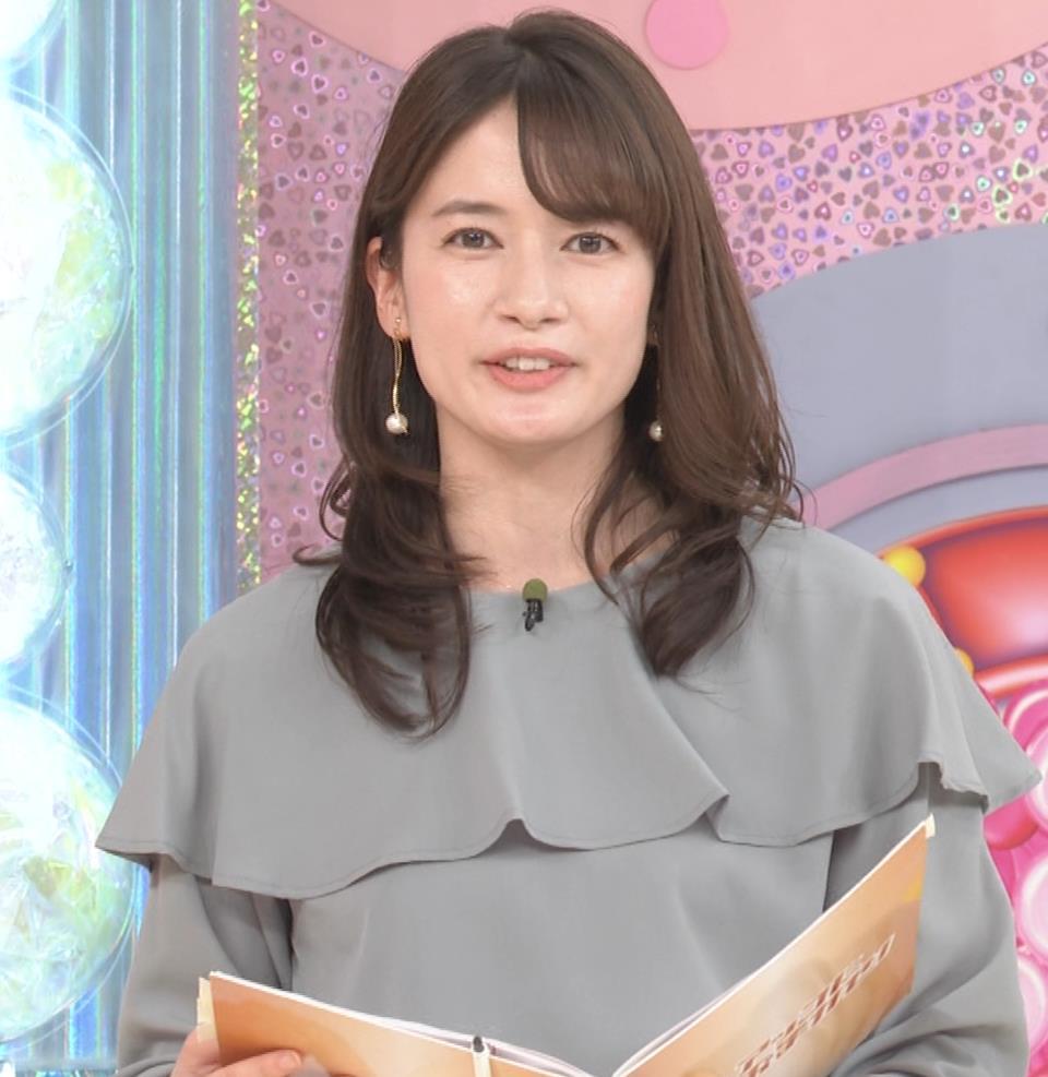 宇内梨沙アナ パンツスタイルのお尻キャプ・エロ画像10