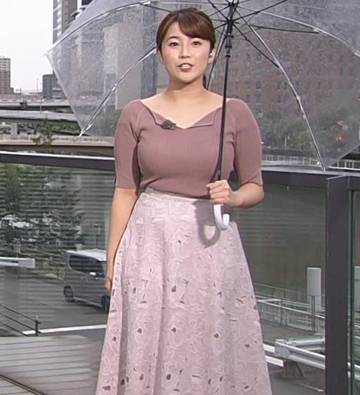 鷲尾千尋アナ 関西の巨乳アナキャプ・エロ画像3