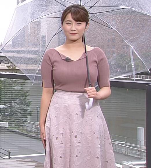 鷲尾千尋アナ 関西の巨乳アナキャプ・エロ画像5