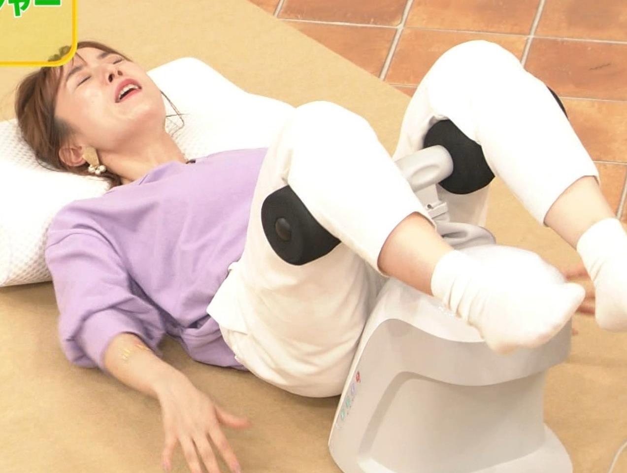 山川恵里佳 通販番組で正常位してるキャプ・エロ画像3