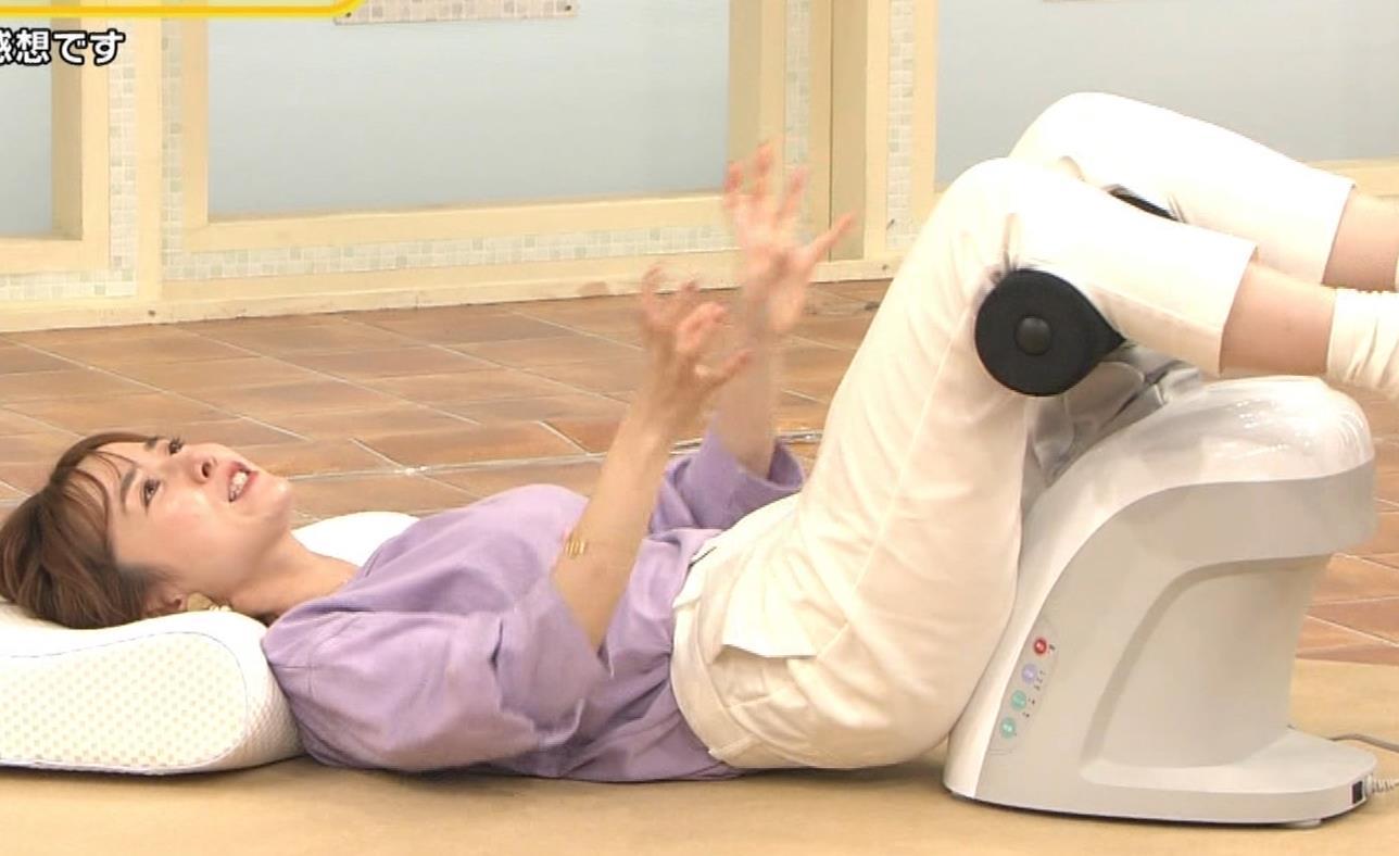 山川恵里佳 通販番組で正常位してるキャプ・エロ画像5