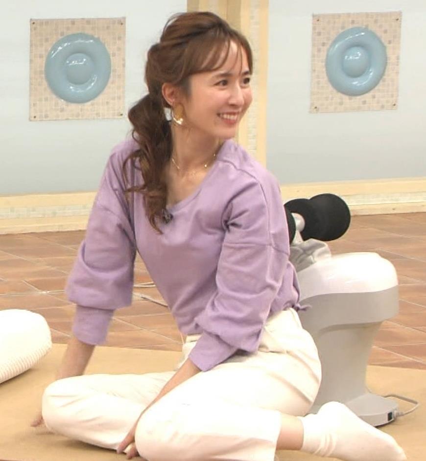 山川恵里佳 通販番組で正常位してるキャプ・エロ画像8