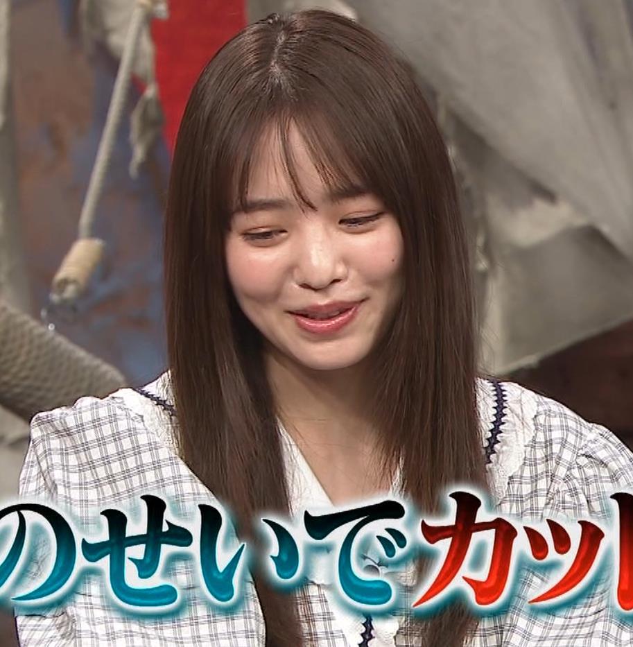 横田真悠 イッテQの新出川ガールのおっぱいがエロいキャプ・エロ画像8
