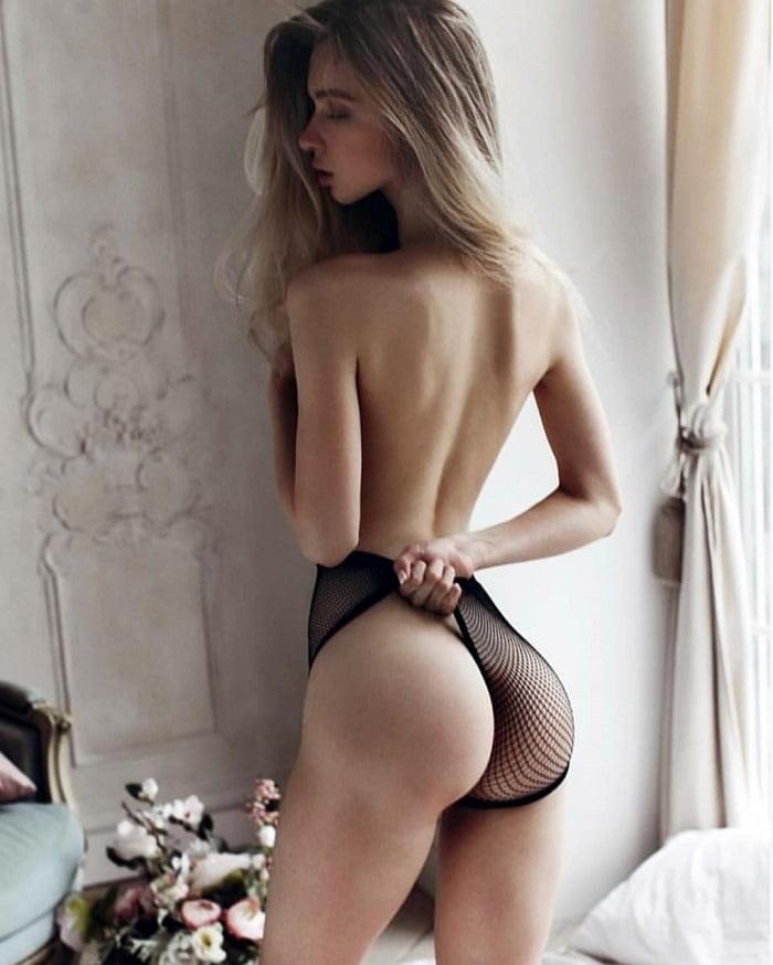 ロシア美女モデル Anna Tsaralunga ヌード画像 5
