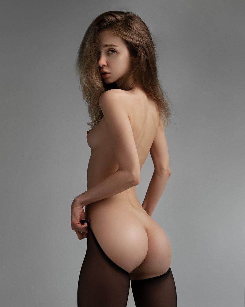 ロシア美女モデル Anna Tsaralunga ヌード画像 6