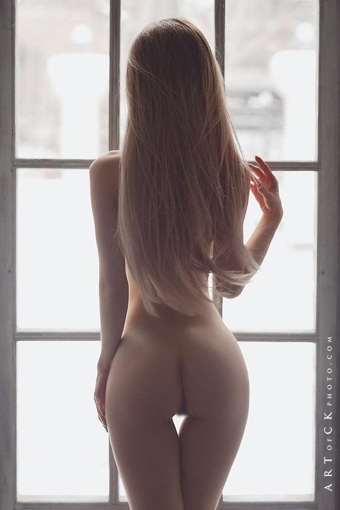 ロシア美女モデル Anna Tsaralunga ヌード画像 8