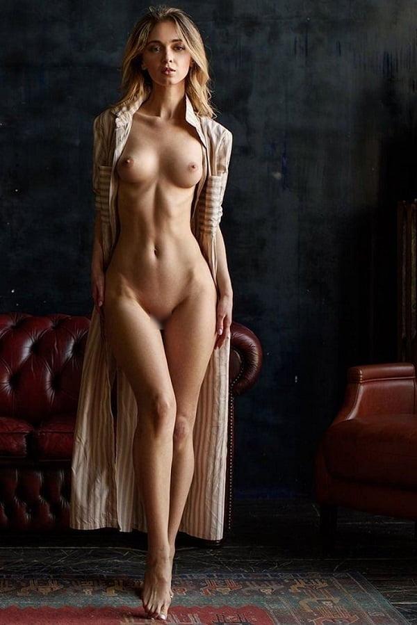 ロシア美女モデル Anna Tsaralunga ヌード画像 10