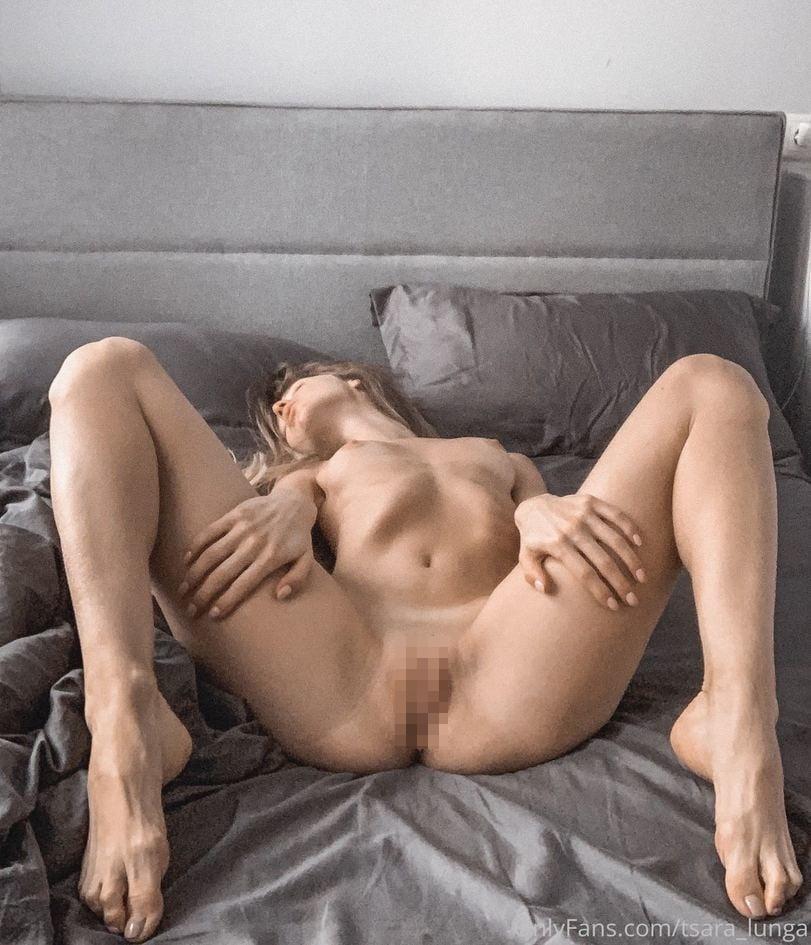 ロシア美女モデル Anna Tsaralunga ヌード画像 16