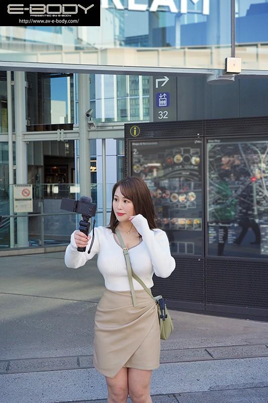 Kカップお色気系Yo●Tu●er 桃乃ゆめ AVデビュー 1