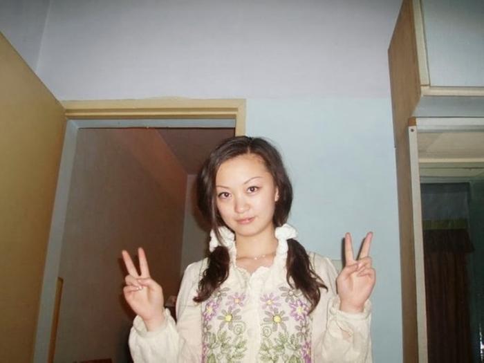中国のS級素人美女のプライベートヌード画像 1