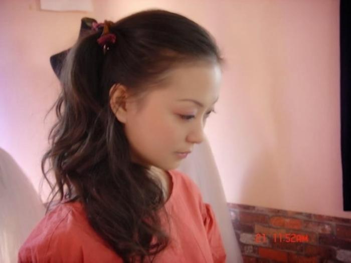 中国のS級素人美女のプライベートヌード画像 2