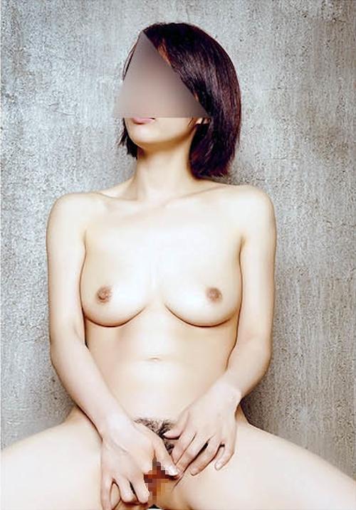 韓国美女のマンコくぱぁ画像 4