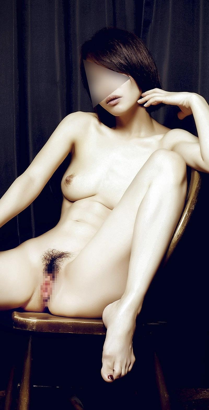 韓国美女のマンコくぱぁ画像 7