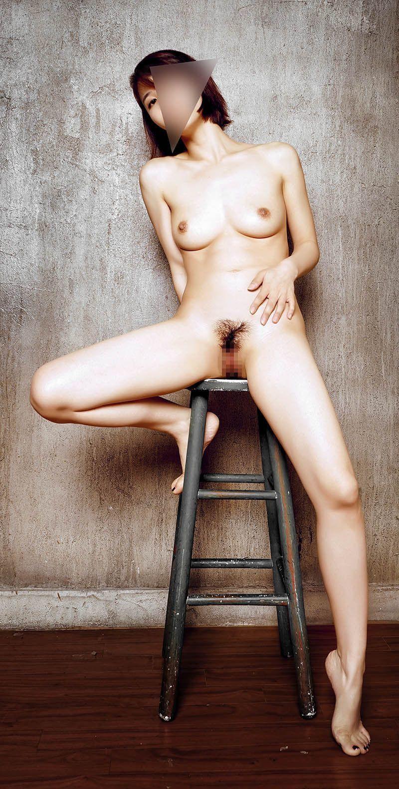 韓国美女のマンコくぱぁ画像 12