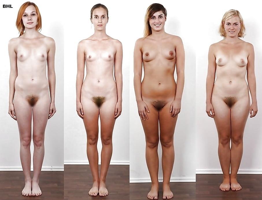 西洋素人女性のヌード図鑑 6