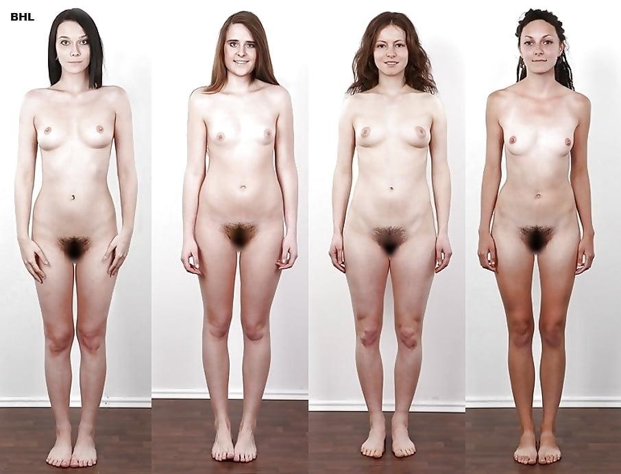 西洋素人女性のヌード図鑑 7
