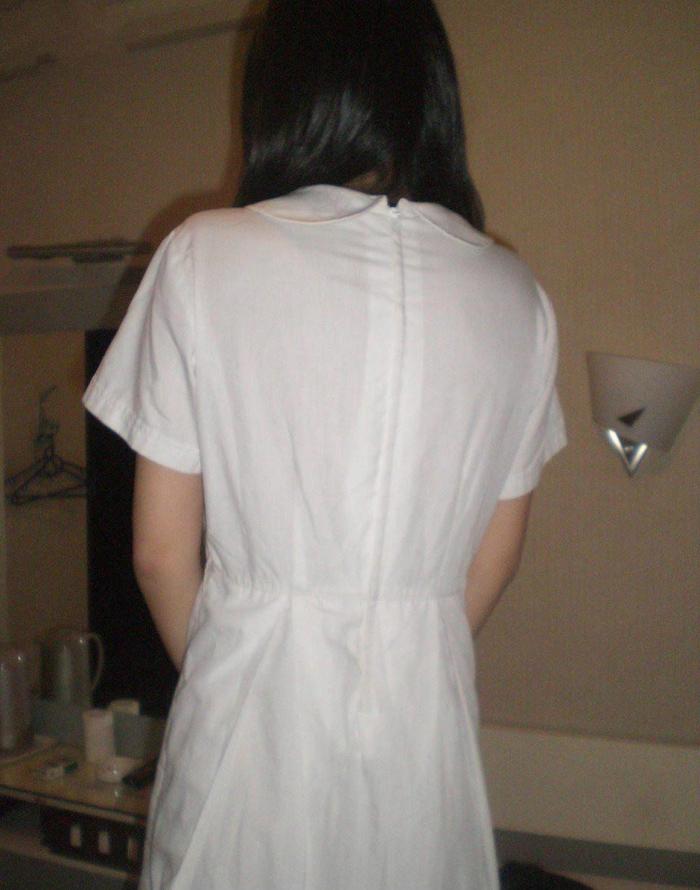 スレンダーな女子学生をホテルで撮影したヌード画像 1