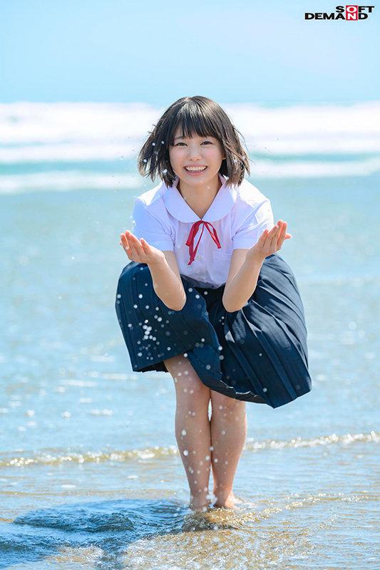 未成熟なカラダ、あやうい美少女 18歳 SOD専属AVデビュー 桃乃りん【圧倒的4K映像でヌク!】 2
