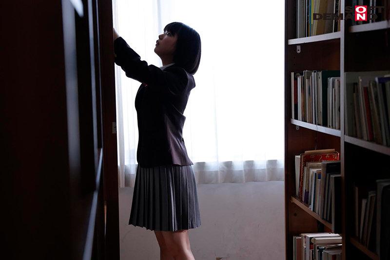 未成熟なカラダ、あやうい美少女 18歳 SOD専属AVデビュー 桃乃りん【圧倒的4K映像でヌク!】 5