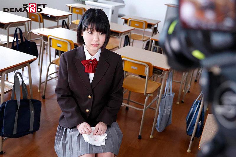 未成熟なカラダ、あやうい美少女 18歳 SOD専属AVデビュー 桃乃りん【圧倒的4K映像でヌク!】 9