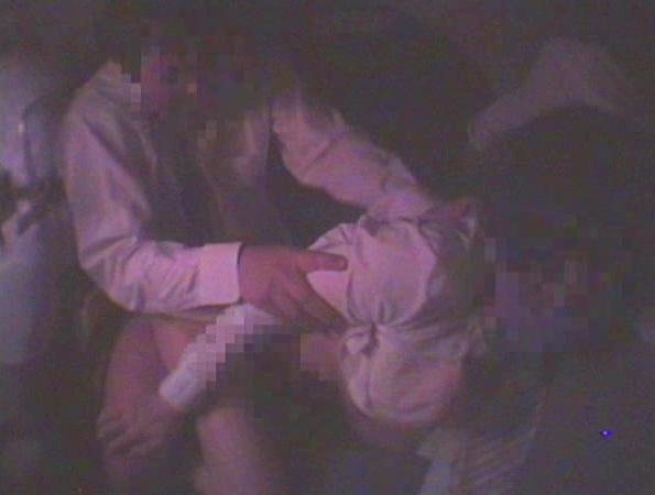 タクシーの車内で行われていた驚愕の性犯罪映像10連発! 11