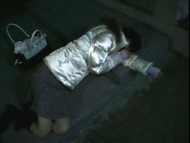 [閲覧注意]酒を飲み過ぎて夜道をフラフラしている泥●女たちを友人と二人掛かりで車に連れ込んだらヤりたい放題にヤれた!!! 渋谷界隈編 6