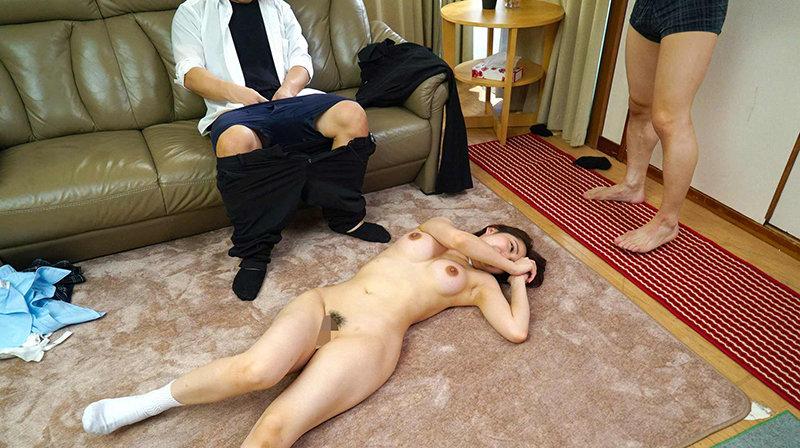 大好きな姉が自宅でまさかの3P屈辱処女レ〆プ 巨乳制服J系 弥生みづき 8