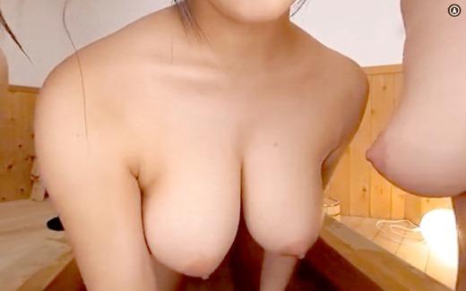 【VR】おっぱい混浴 22