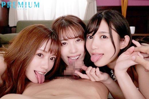 VRプレミアム専属女優ハーレム 03