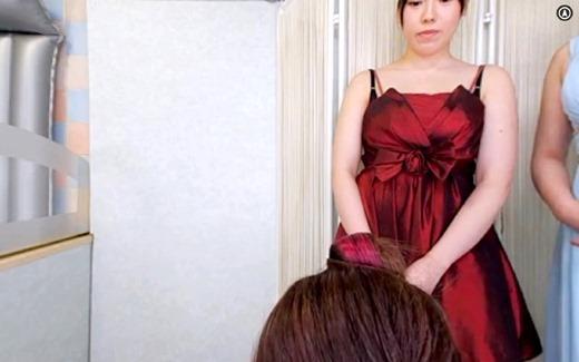 VR新人ソープ嬢講習 23
