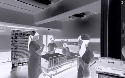時間停止VR 病院編 24