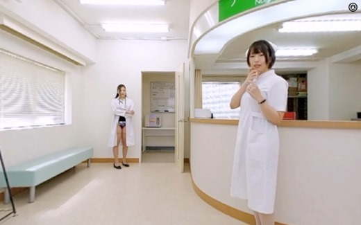 時間停止VR 病院編 36