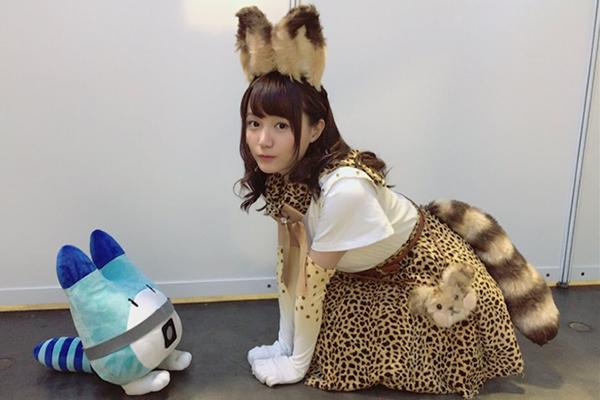 【速報】けもフレ声優の尾崎由香さん、コロナ陽性