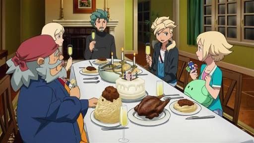【画像】アニメーター「え!?お金持ちの食事風景を描け…ですか?」
