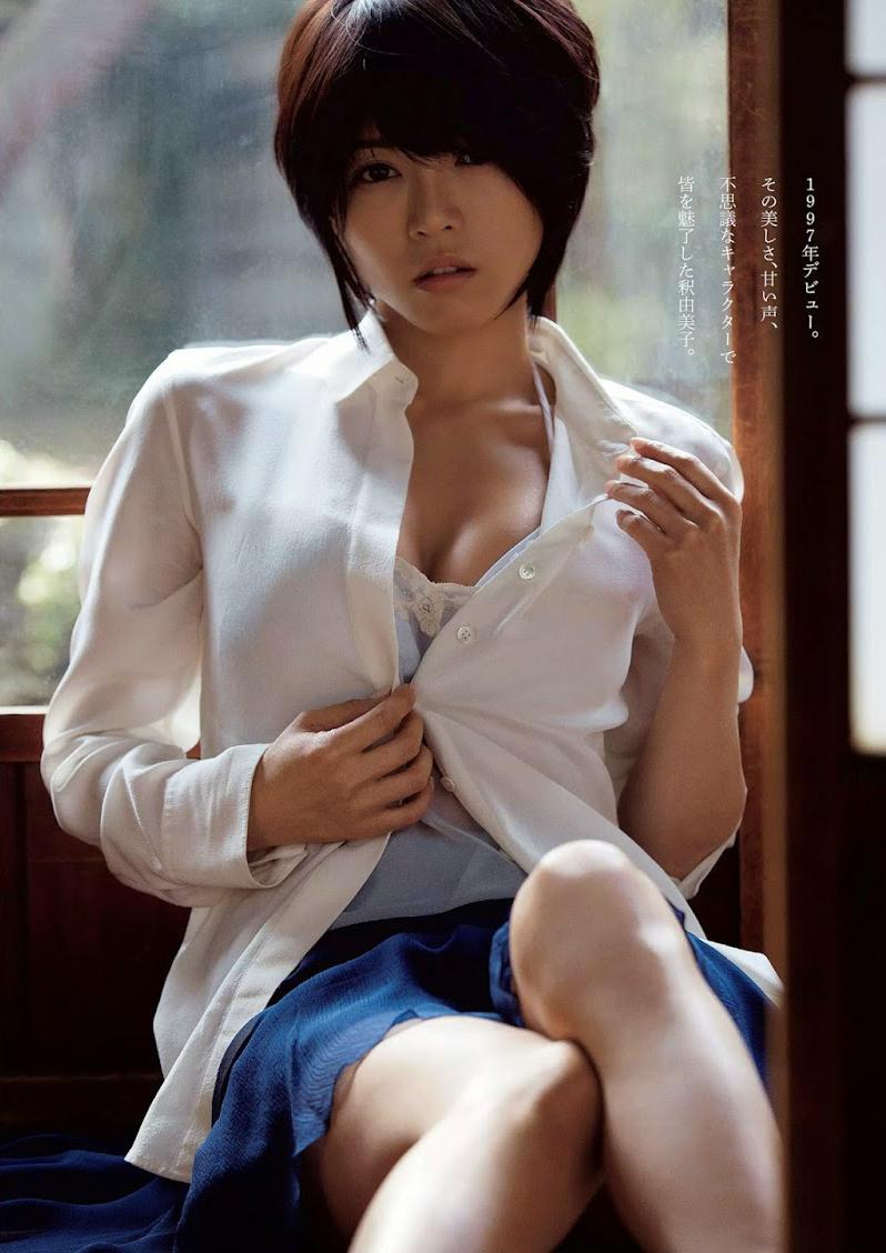 釈由美子26