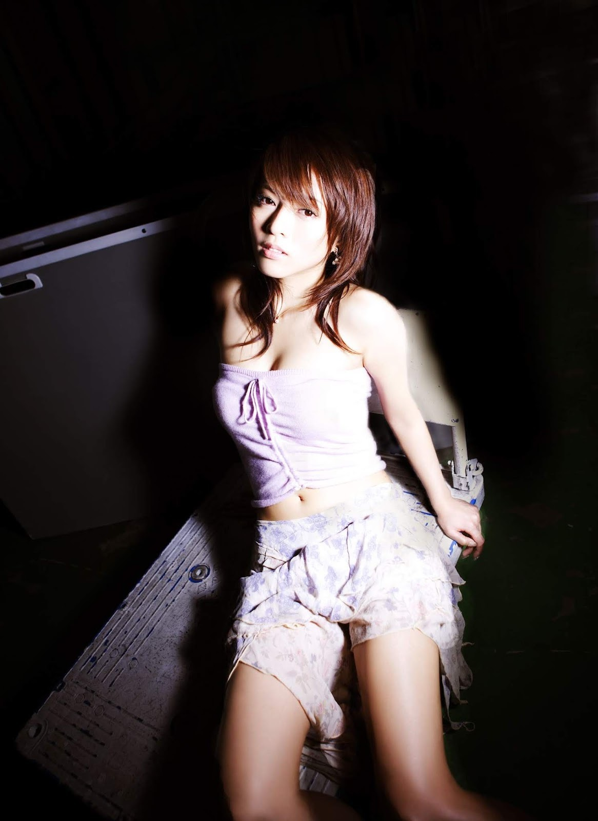 釈由美子32