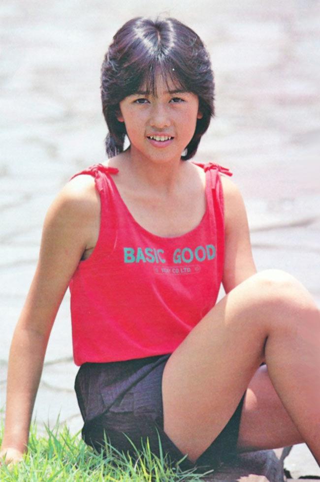 工藤静香36