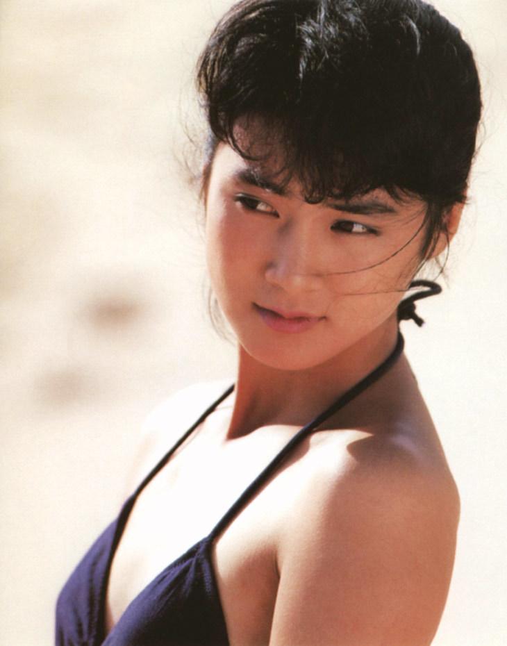 安田成美9