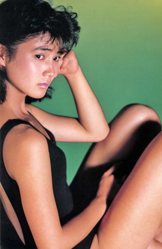 安田成美19