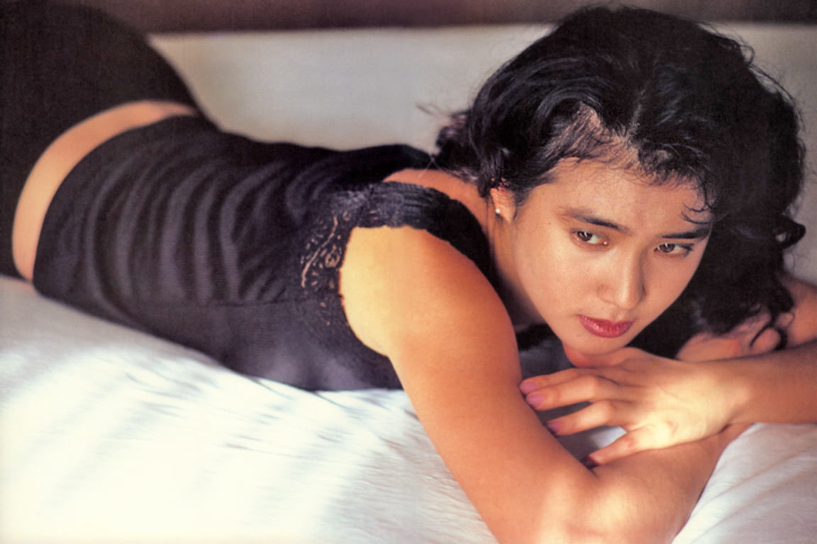 安田成美26