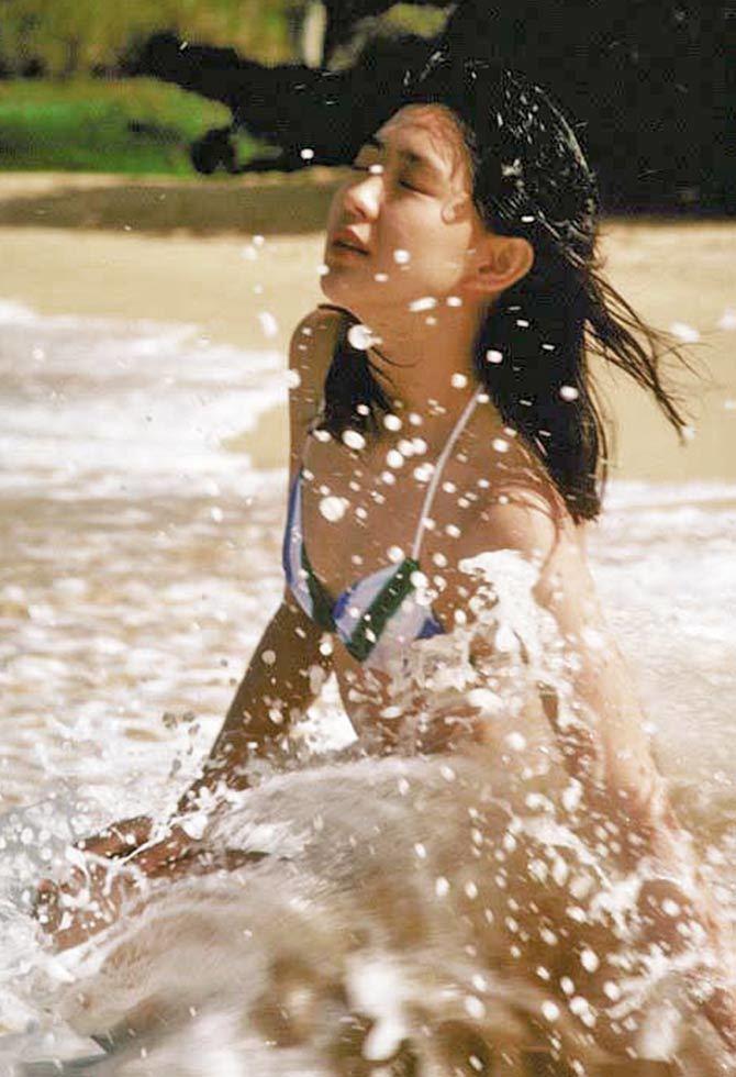 紺野美沙子49