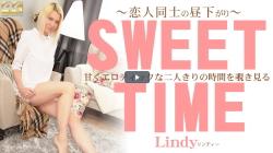 【甘くエロティックな二人きりの時間を覗き見る SWEET TIME 恋人同士の昼下がり Lindy / リンディー】の極上ビデオを見る