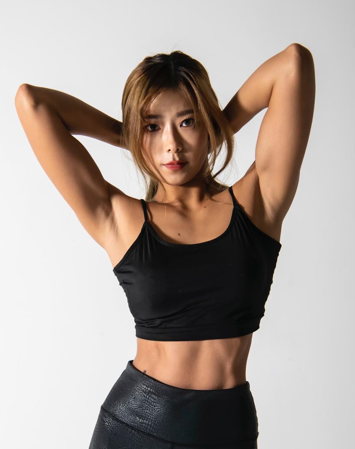 とももとももの筋肉腋 (6)